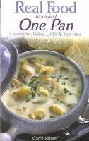 Carol Palmer - Real Food from Just One Pan - 9780572025007 - KHS0050268