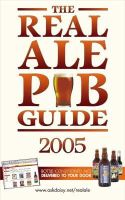 Real Ale Research Team - Real Ale Pub Guide - 9780572030346 - KHS0055298