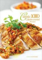 Carolyn Humphries - Clasic 1000 Calorie-Counted Recipes (Classic 1000) - 9780572030575 - V9780572030575