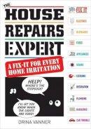 Vanner, Drina - House Repairs Expert - 9780572035372 - V9780572035372