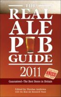 Real Ale Research Team - The Real Ale Pub Guide 2011 - 9780572035952 - KRF0028004