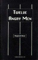Reginald Rose - 12 Angry Men (Acting Edition) - 9780573040122 - V9780573040122