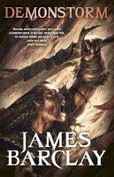 Barclay, James - Demonstorm: Legends of the Raven - 9780575082762 - V9780575082762