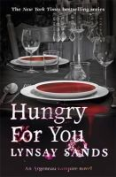 Sands, Lynsay - Hungry For You - 9780575110861 - V9780575110861