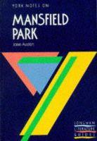 Barbara Hayley - York Notes: Jane Austen Mansfield Park - 9780582039674 - KLN0023149