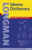 Longman Publishing - Longman Idioms Dictionary - 9780582305779 - V9780582305779