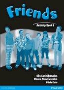 Kilbey, Liz, Skinner, Carol - Friends 1: (Global) Activity Book - 9780582306585 - V9780582306585