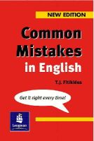 Fitikides, T.J. - Common Mistakes in English (Grammar Reference) - 9780582344587 - V9780582344587
