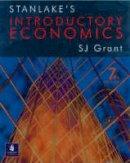 Stanlake, G.F. - Stanlake's Introductory Economics - 9780582405486 - V9780582405486