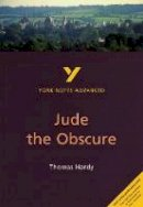 Cowley, Julian - Jude the Obscure: York Notes Advanced - 9780582431638 - V9780582431638