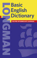 Various - Basic English Dictionary - 9780582438507 - V9780582438507