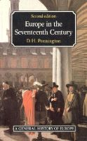 Pennington, Donald - Europe in the Seventeenth Century - 9780582493889 - V9780582493889
