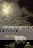 Brookes, Geoff - Heaney and Clarke: Seamus Heaney and Gillian Clarke &Pre-1914 Poetry (York Notes) - 9780582772649 - V9780582772649