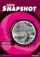 Abbs, Brian, Barker, Chris, Freebairn, Ingrid - New Snapshot: Starter Level: Language Booster - 9780582779365 - V9780582779365
