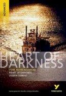 Conrad, Joseph - Heart of Darkness (York Notes Advanced) - 9780582823044 - V9780582823044