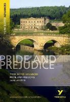 Austen, Jane - York Notes Pride & Prejudice (York Notes Advanced) - 9780582823068 - V9780582823068