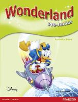 Cristiana Bruni - Wonderland Pre-Junior Activity Book (English Adventure) - 9780582828414 - V9780582828414