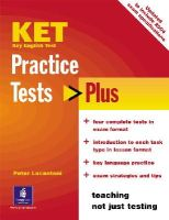 Lucantoni, Peter - KET Practice Tests Plus - 9780582829107 - V9780582829107