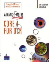 Crawshaw, Janet; Scott, Kathryn - A Level Maths Essentials Core 4 for OCR Book and CD-ROM - 9780582836587 - V9780582836587