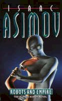 Asimov, Isaac - Robots and Empire (Panther science fiction) - 9780586062005 - KRA0001414