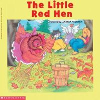 McQueen, Lucinda - The Little Red Hen (Easy-to-Read Folktales) - 9780590411455 - KEX0253544