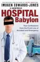Edwards-Jones, Imoge - Hospital Babylon - 9780593066317 - KEX0271073