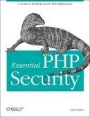 Shiflett, Chris - Essential PHP Security - 9780596006563 - V9780596006563