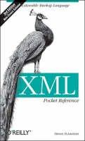 St.Laurent, Simon - XML Pocket Reference - 9780596100506 - V9780596100506