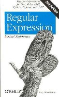 Stubblebine, Tony - Regular Expression Pocket Reference - 9780596514273 - V9780596514273