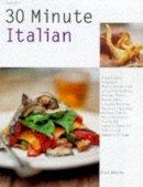 FRAN WARDE - 30 Minute Italian - 9780600594260 - KSC0001111