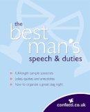 Confetti.Co.Uk - Best Man's Speech and Duties (Confetti) - 9780600616467 - KRF0021725