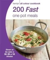 Ed: Polly Poulter - 200 Fast One Pot Meals (Hamlyn All Colour Cookbook) - 9780600629054 - KRS0029241