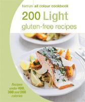 - 200 Light Gluten-Free Recipes - 9780600632139 - KEX0296075