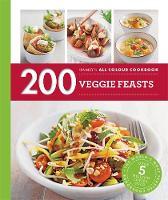 Pickford, Louise - 200 Veggie Feasts - 9780600633372 - KRS0029143