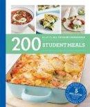 - 200 Student Meals: Hamlyn All Colour Cookbook - 9780600633402 - V9780600633402