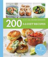- 200 5:2 Diet Recipes - 9780600633471 - V9780600633471