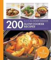Lewis, Sara - 200 Slow Cooker Recipes: Hamlyn All Colour Cookbook - 9780600633495 - KEX0296237