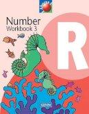 David Kirkby - Abacus Reception/P1: Number Workbook 3 (8 Pack) - 9780602306410 - V9780602306410