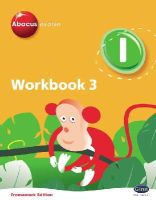 Merttens, Ruth, Kirkby, Dave - Abacus Evolve Year 1/P2 Workbook 3 Pack of 8 Framework Edition - 9780602575007 - V9780602575007