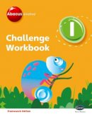Potter, Gill; Moseley, Cherri - Abacus Evolve Challenge Year 1 Workbook Pack (x4 Workbooks) - 9780602578114 - V9780602578114