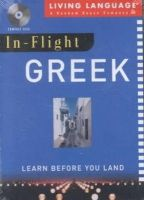 Living Language - In-Flight Greek: Learn Before You Land - 9780609810972 - 9780609810972