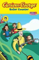 Rey, H. A. - Curious George Roller Coaster (CGTV Reader) - 9780618800407 - KEX0253674