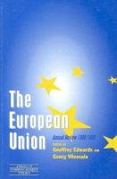 - The European Union 1998: Annual Review of Activities (Journal of Common Market Studies) - 9780631215981 - KEX0225409