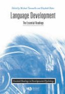 - Language Development - 9780631217459 - V9780631217459
