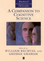 - Companion to Cognitive Science - 9780631218517 - KOC0011153