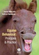 Mills, Daniel S.; Nankervis, Kathryn J. - Equine Behaviour - 9780632048786 - V9780632048786