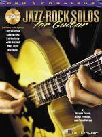 Brown, Norman; Freeman, Steve; Perkins, Doug; Freeman, Steve; Perkins, Doug - Jazz-Rock Solos for Guitar - 9780634013935 - V9780634013935