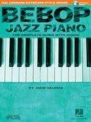John, Valerio - Bebop Jazz Piano - 9780634033537 - V9780634033537