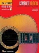 Schmid, Will; Koch, Greg - Hal Leonard Guitar Method - 9780634047015 - V9780634047015