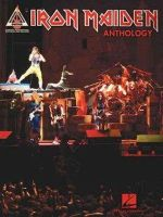 Iron Maiden - Iron Maiden Anthology (Guitar Recorded Versions) - 9780634066900 - V9780634066900